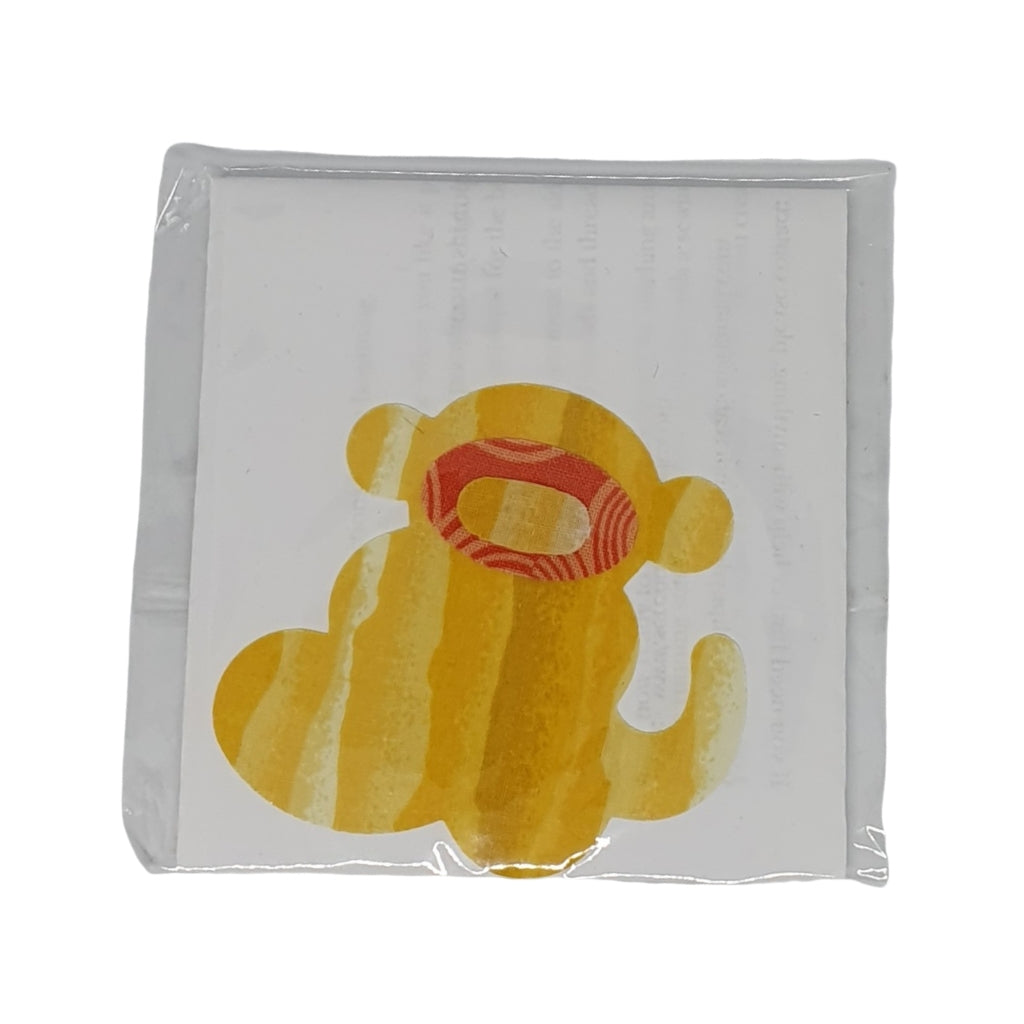 Monkey Applique Kit | Little Brown Goose