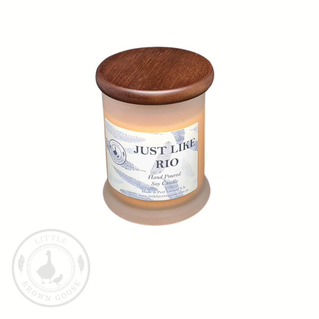 Rio Candle | Little Brown Goose
