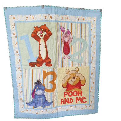 Pooh and Me Quilt | Little Brown Goose