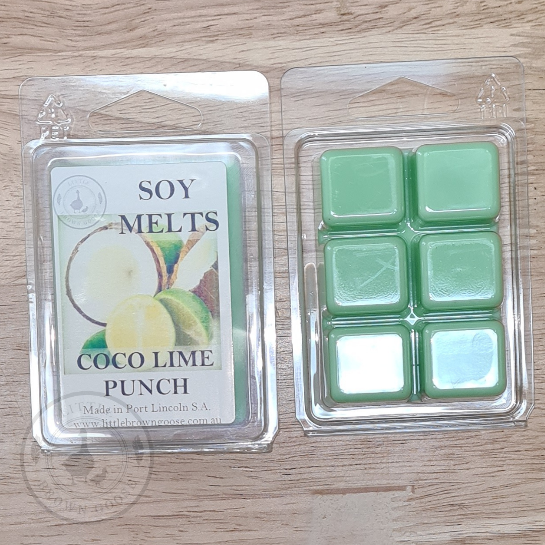 Coco Lime Punch Wax Melt