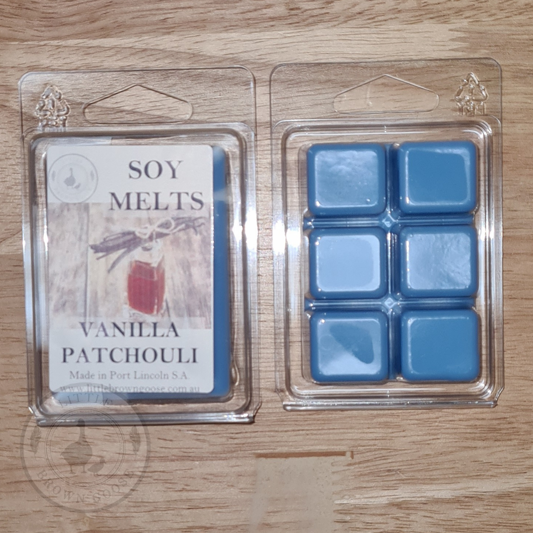 Vanilla Patchouli Soy Wax Melts