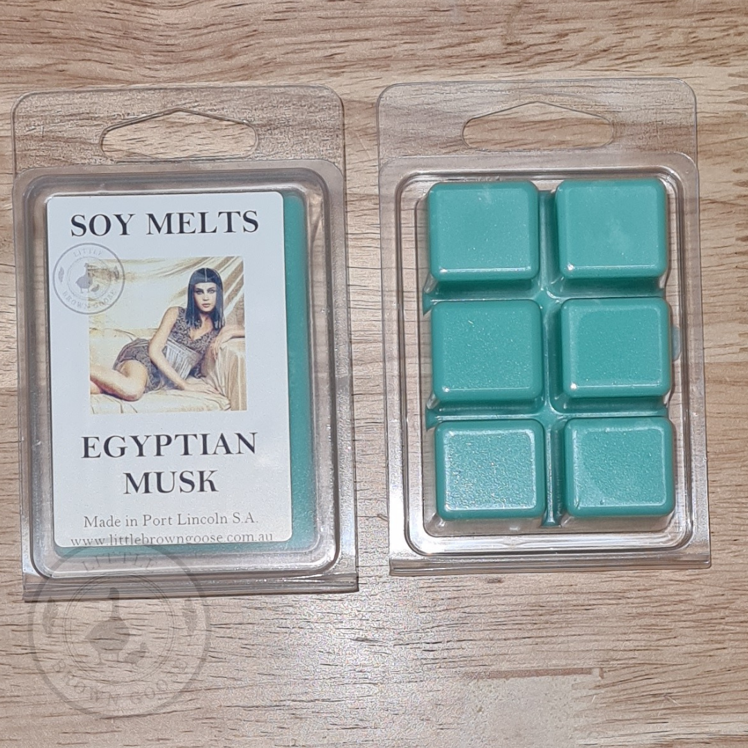 Soy Wax Melts Egyptian Musk