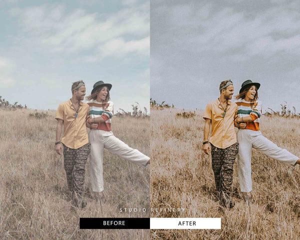 5 Lightroom Presets MINT for Mobile Lightroom