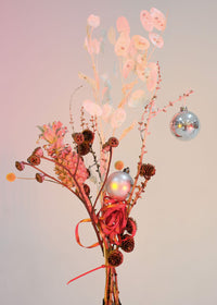 Plant Art Bouquet: Everlasting Xmas