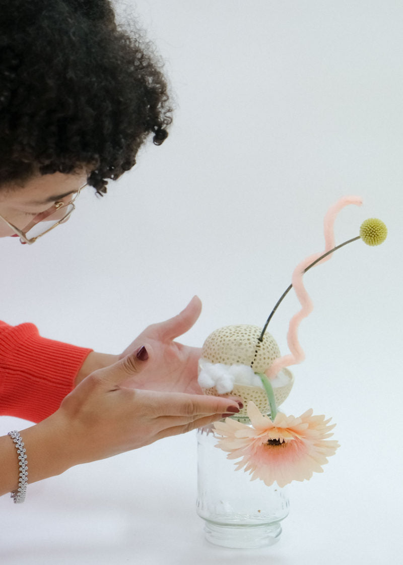 Workshop: Arty farty flower party!