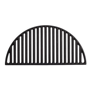 The Kamado Joe Half Moon Cast Iron Grate