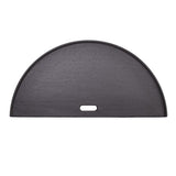 View image Smooth side of the Half Moon Cast Iron Reversible Griddle