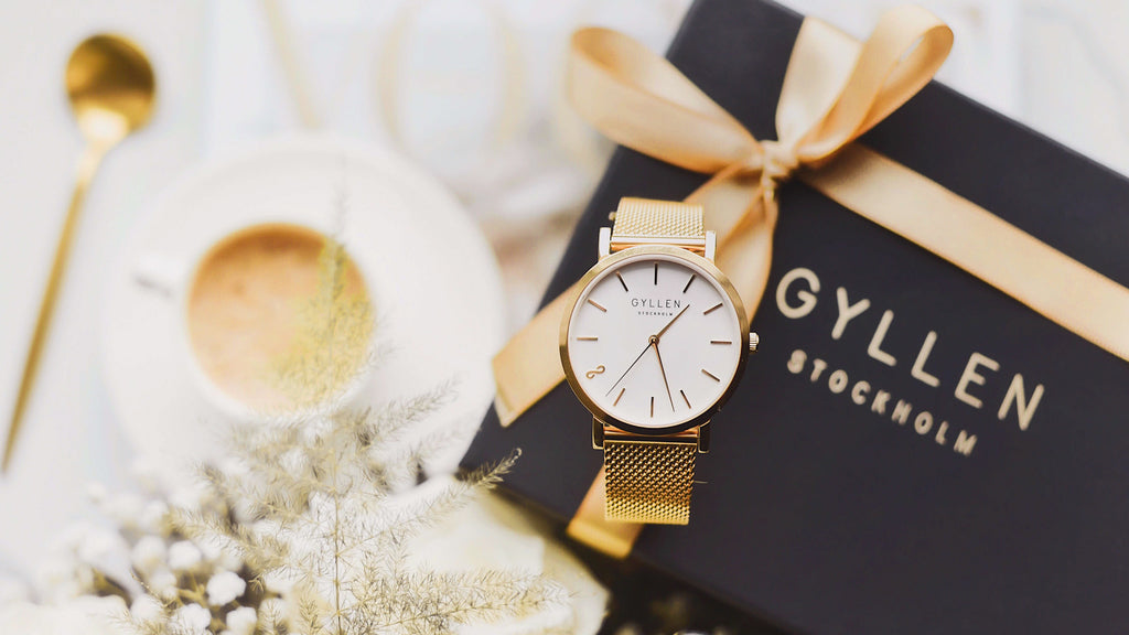 Giving a Watch as a Gift (And What it Means) – GYLLEN