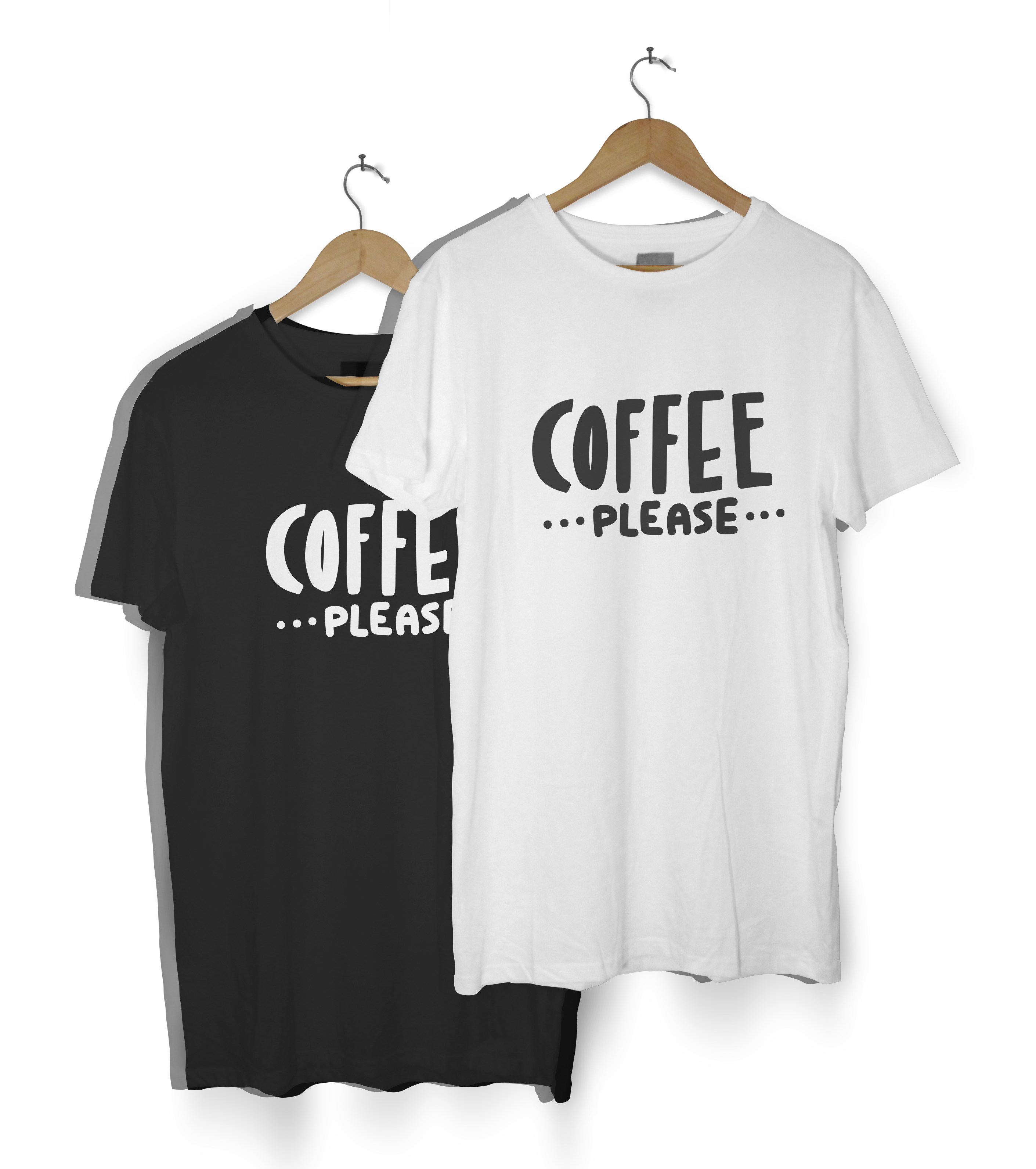 """Coffee Please"" T-Shirt"