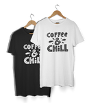 """Coffee & Chill"" T-Shirt"