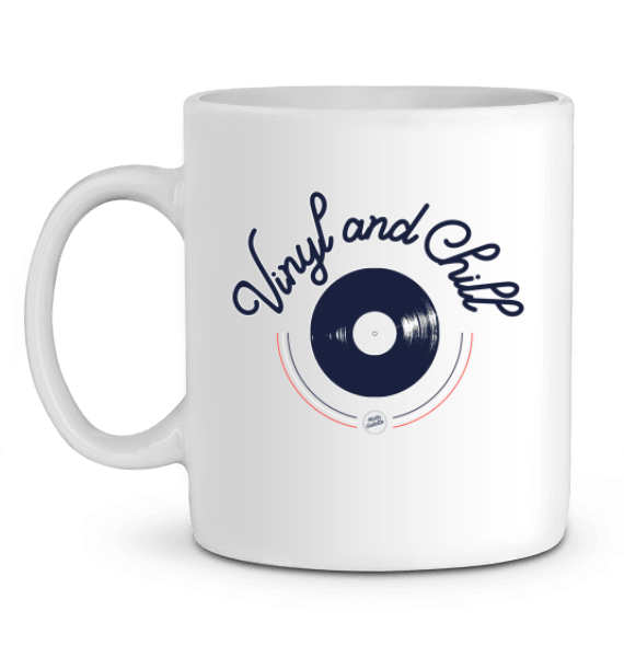 Mug en Céramique - Vinyl and Chill