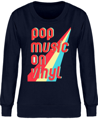 Pop Music On Vinyl. Un design unique et disponible chez Mister Galette