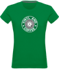 T-shirt Femme Col rond - Vinyl and Coffee-Mister Galette
