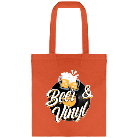 Tote Bag - Beer & Vinyl