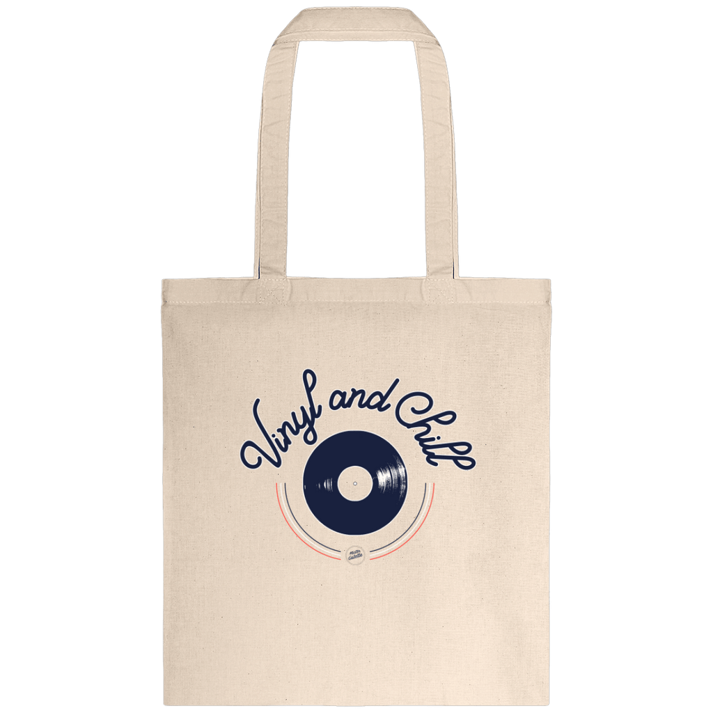 Tote Bag - Vinyl and Chill