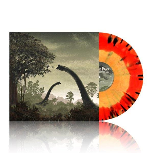 Jurassic Park - Original Motion Picture Soundtrack 2XLP-Mister Galette