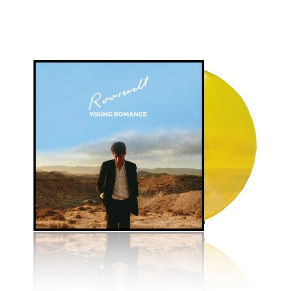Roosevelt -Young Romance (Limited Colored Vinyl Edition)