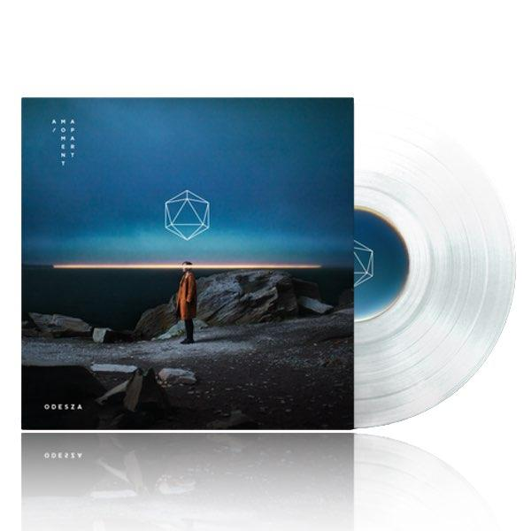 Odesza - A Moment Apart (2 X LP Clear Vinyl)-Mister Galette