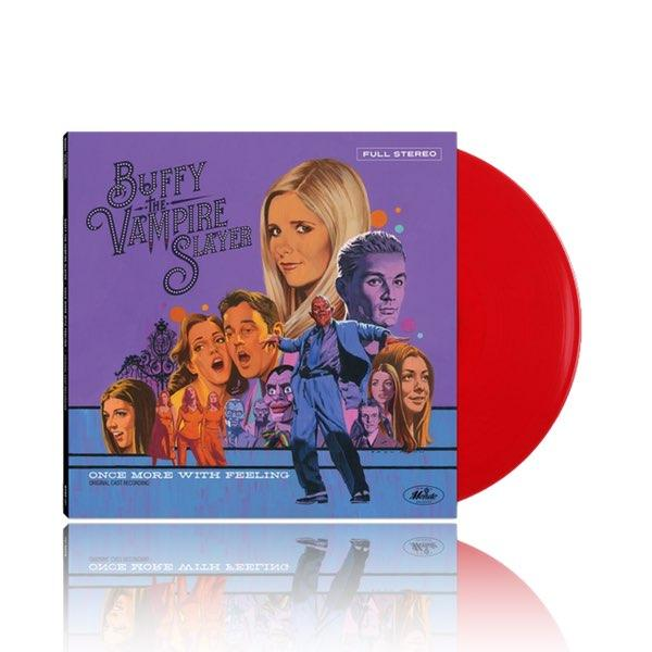 Buffy The Vampire Slayer : Once More With Feeling LP-Mister Galette