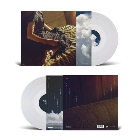 Tycho - Weather (Exclusive Clear Vinyl)-Mister Galette