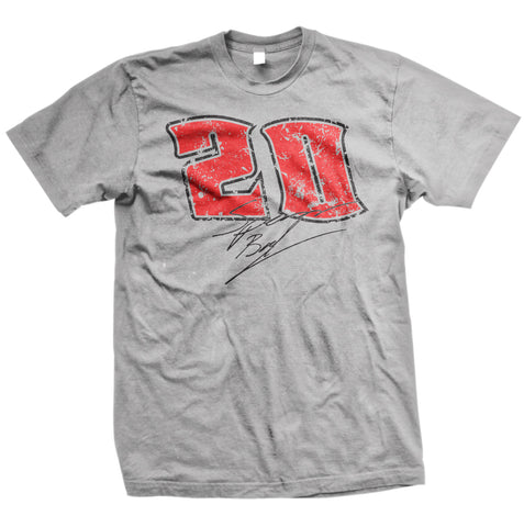 The Autographed 20 Tee - CLOSEOUT