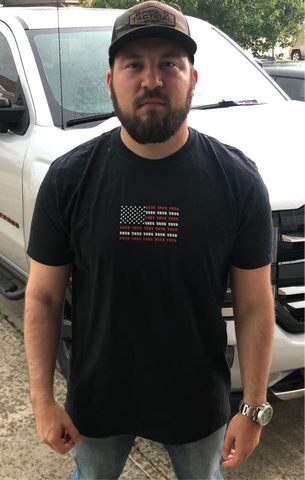 The 2020 Patriot Tee - Boyd Eagle Version