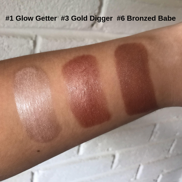 Liquid Highlighter #3 - Gold Digger