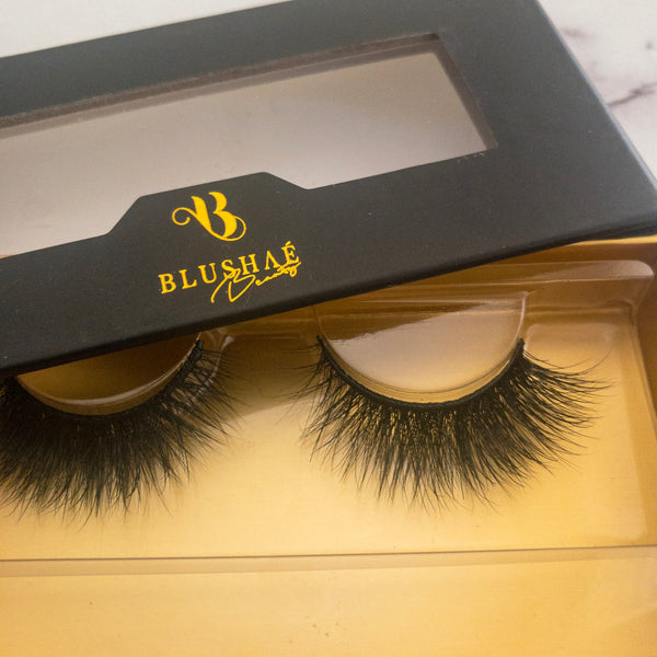 Flirty 3D Mink Lashes