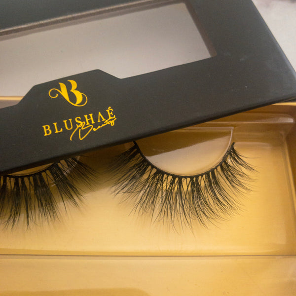 Fierce 3D Mink Lashes