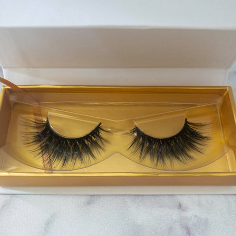 Glam 3D Silk Lashes