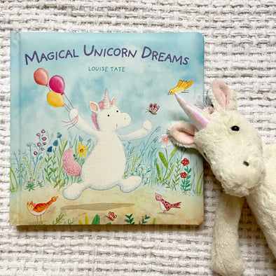 Magical Unicorn Dream Book