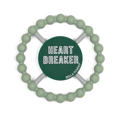 Round Teether | Heart Breaker