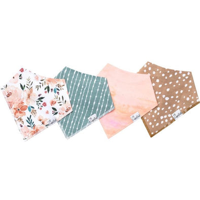 Bandana Bib Set | Autumn