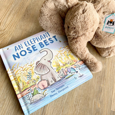An Elephant Nose Best Book