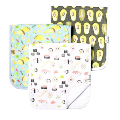 Burp Cloths | Baja
