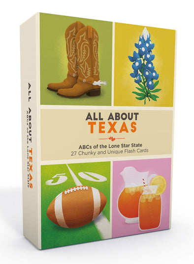 All About Texas Flashcards