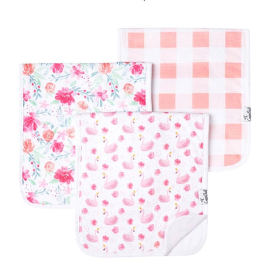 Burp Cloths | June
