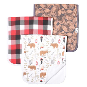 Burp Cloths | Lumberjack