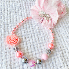Chunky Necklace | Sleeping Beauty