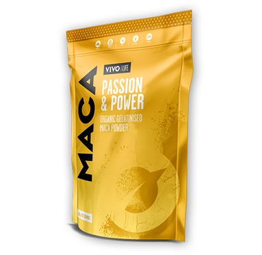 MACA - Passion and Power - Plant Fuel NZ