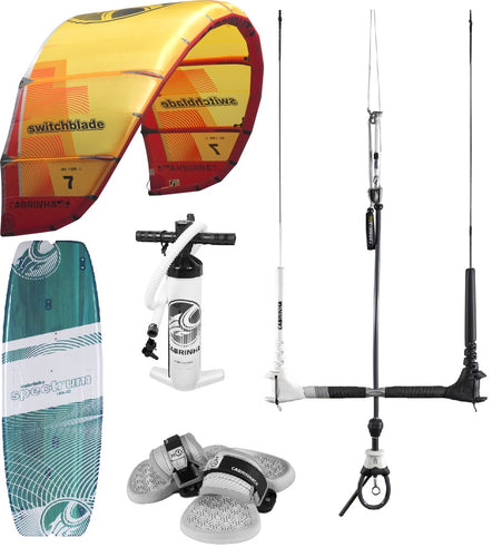 Recommended Florida 2019 Used Kite Gear Packages