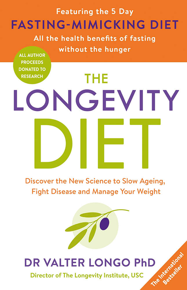 The Longevity Diet - Valter Longo