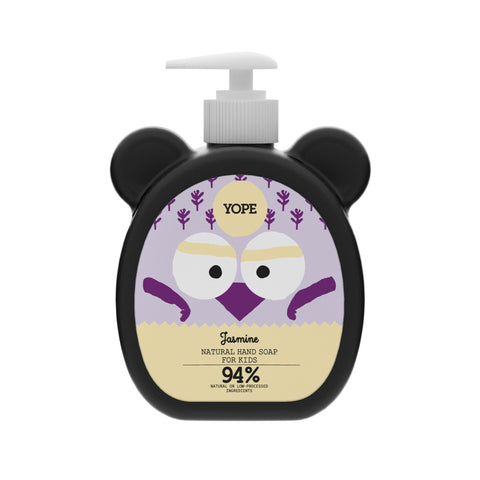 Yope has the safest and best hand soap for kids.