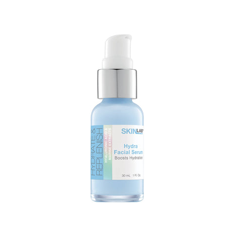 Hydrate & Replenish Hydra is an affordable facial serum.