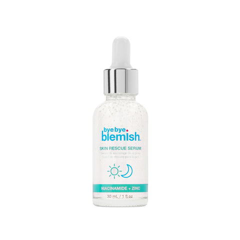 Bye Bye Blemish's Skin Rescue Niacinamide Serum is an affordable face serum.