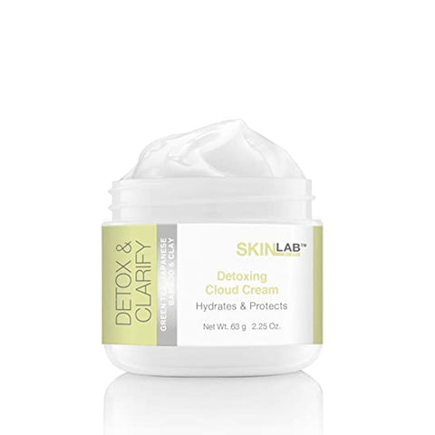 Detox Cloud Moisturizer is a great moisturizer from Beauty Bar.