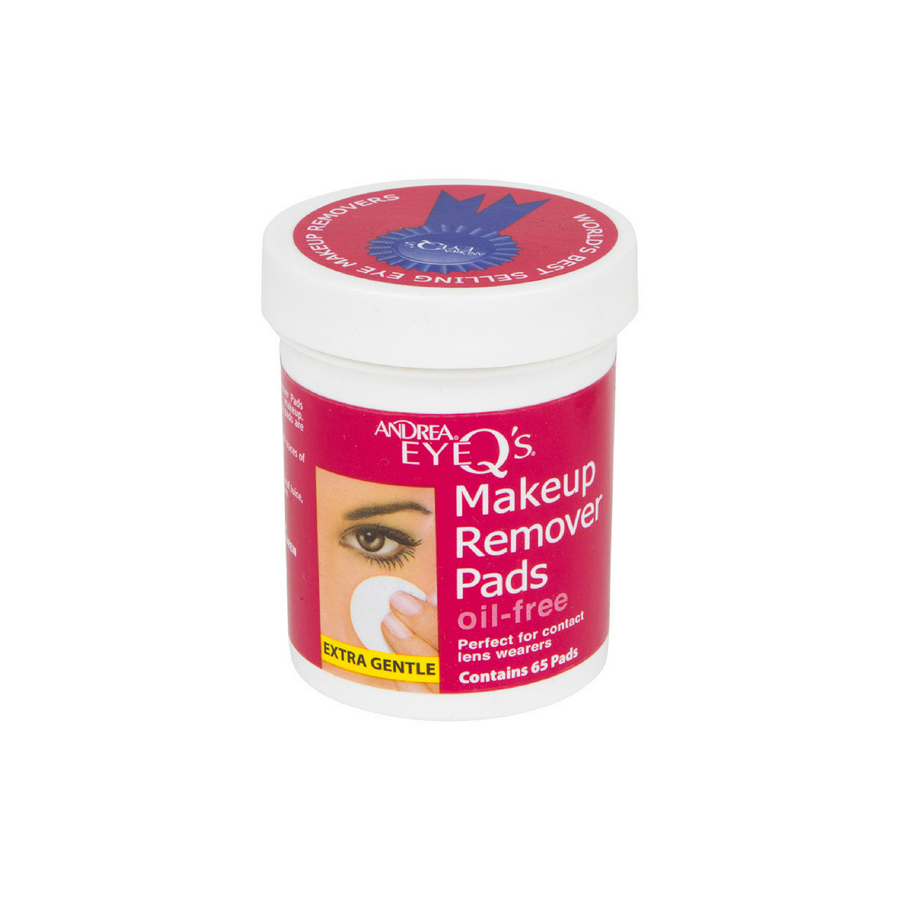 Eye Q's Oil Free 65 Pads