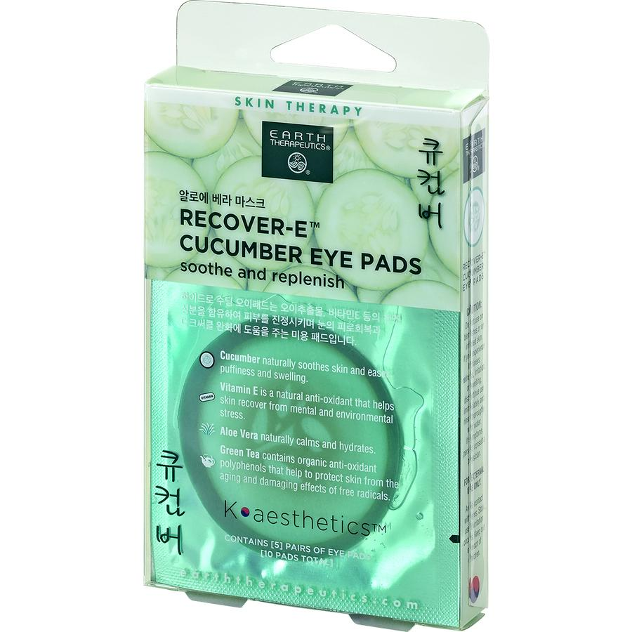 Recover-E Cucumber Eye Pads