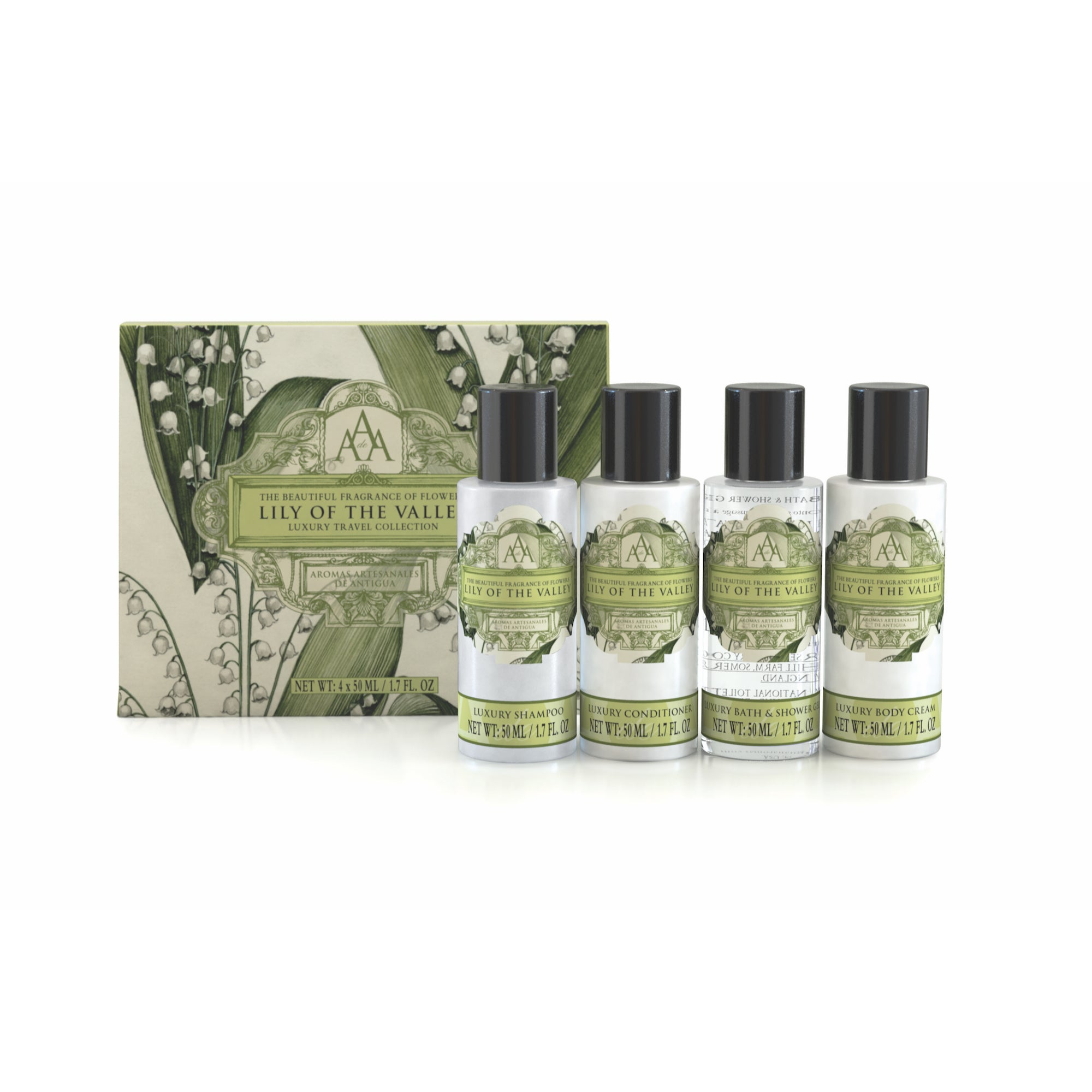 AAA Floral Travel Set - Lily of The Valley