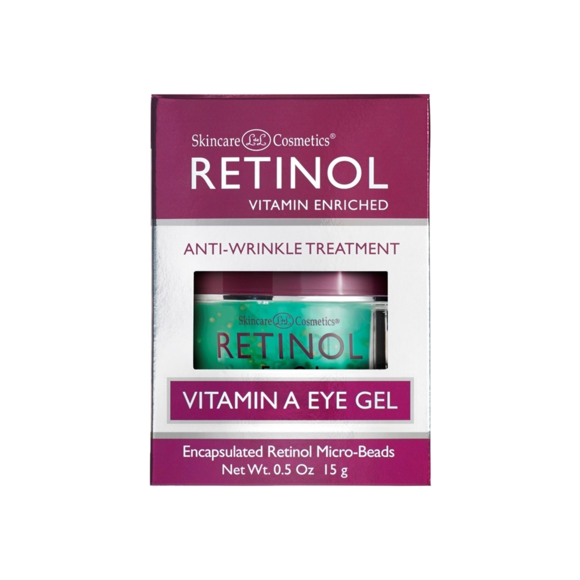 Anti Wrinkle Treatment Vitamin A Eye Gel